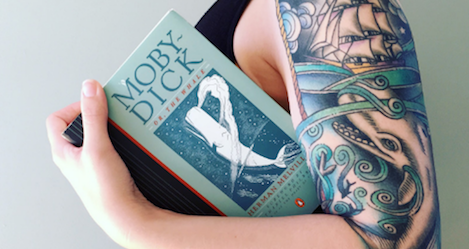 12 Badass Book Tattoos With The Texts That Inspired Em