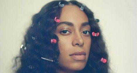 Solange A Seat at the Table Album Cover
