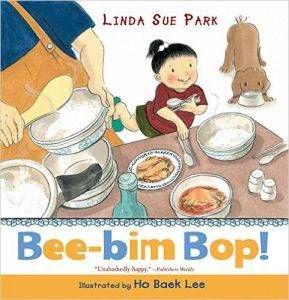 bee-bim-bop-by-linda-sue-park-illustrated-by-ho-baek-lee