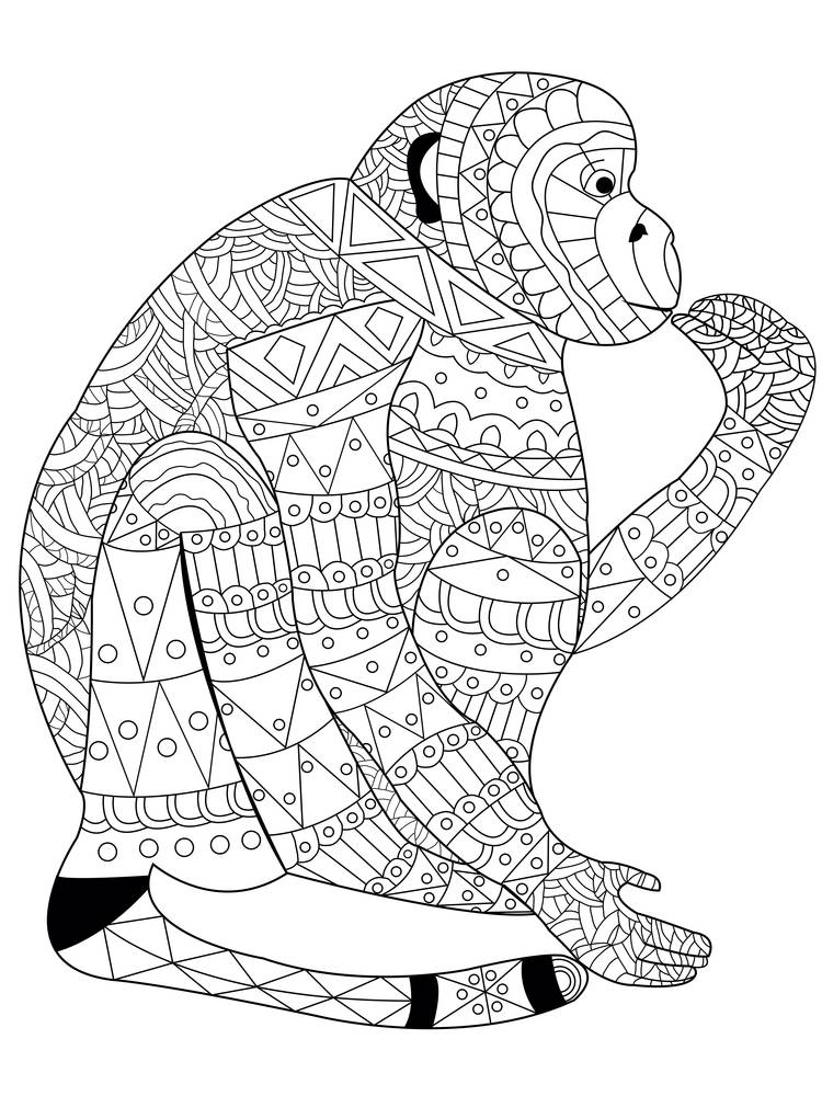 Anti Stress Kleurplaten Dieren 12 Coloring Pages To Destress On Election Night