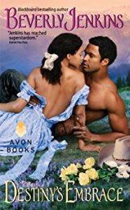 cover of destiny's embrace by beverly jenkins