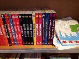 Wicker Park Secret Agent Supply Co children's books