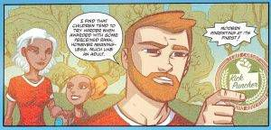 Cave Carson Has a Cybernetic Eye 1 family video