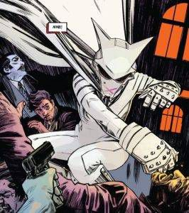Mother Panic 1 fighting