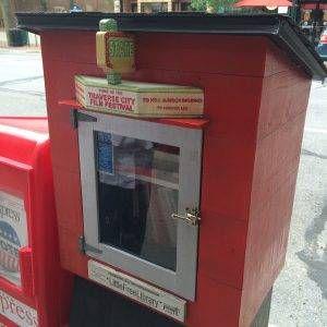 Little Free Library Traverse City, MI