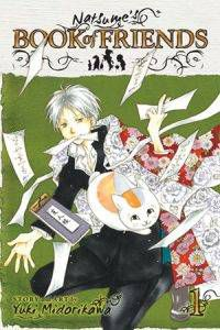 Cover of vol 1 of Natsume's Book of Friends