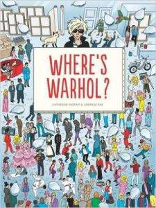 Where's Warhol? by Catherine Ingram and Andrew Rae