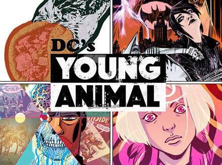 Young Animal logo