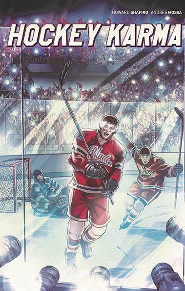 """Hockey Karma"" by Howard Shapiro and Andres Mossa (Good? Bad? You tell me.)"