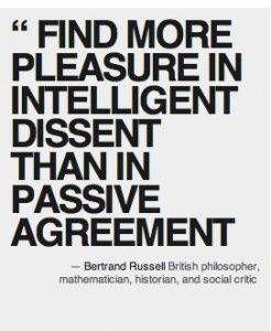pleasure-in-dissent