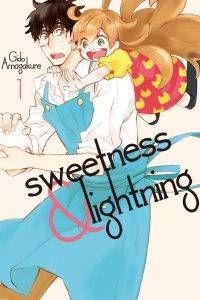 cover of Sweetness & Lightning volume 1