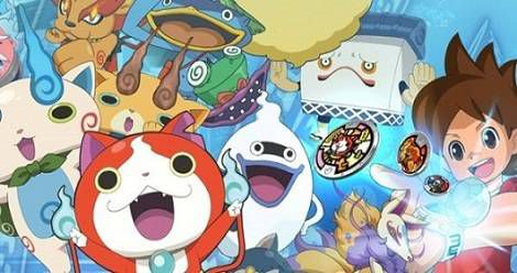 Promotional art from Yo-kai Watch
