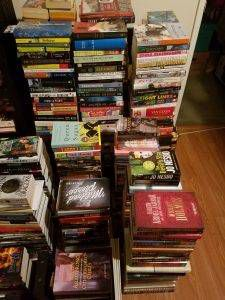 TCW unread pile as of 12-31-2016