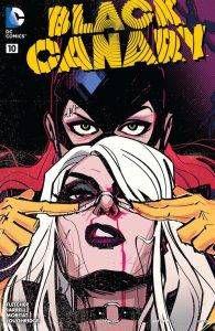 Cover by Annie Wu