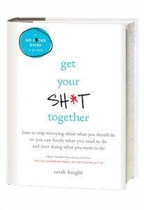 getyrsh_ttogether-sarah-knight-book-cover