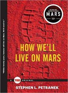 How Well Live On Mars cover