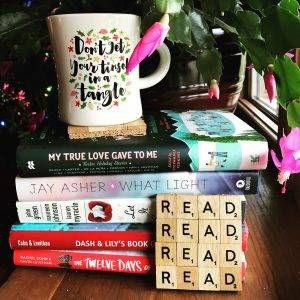Holiday YA books