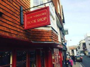 Bow Window Books, Lewes