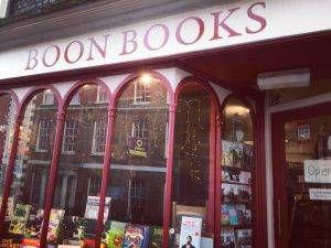 Boon Books Lewes