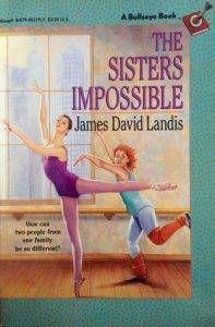 sisters-impossible-james-david-landis-book-cover