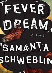 Fever Dream by Samantha Schweblin. Dark books in translation