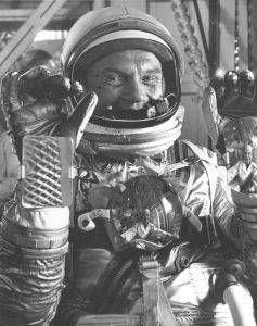 John Glenn Portrait