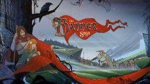Banner Saga Title Screen