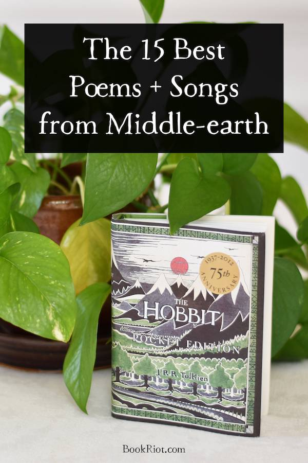 The 15 Best Songs + Poems from Middle-earth