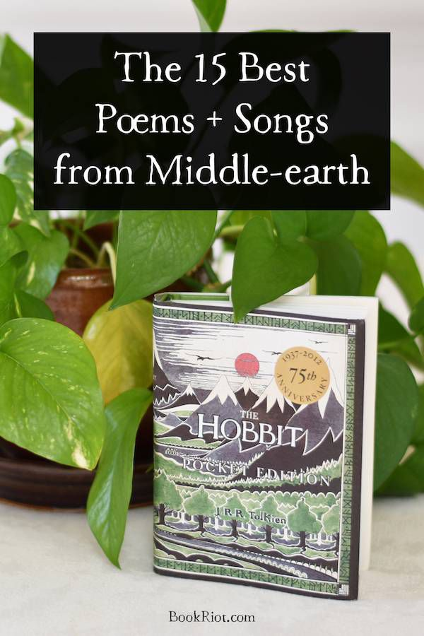 The best poems + songs from Middle-earth (with video!)
