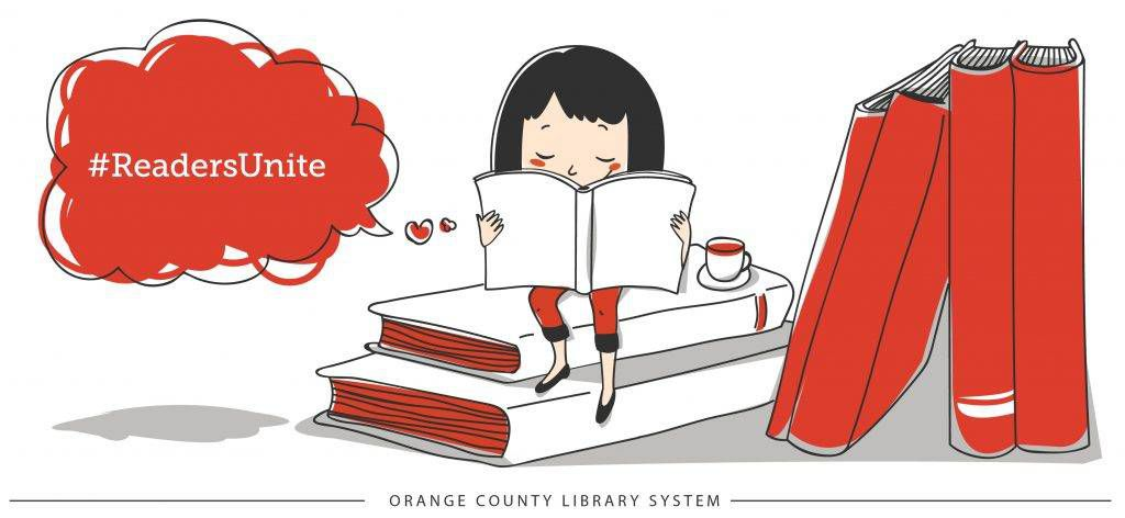 image provided by the Orange County Library System