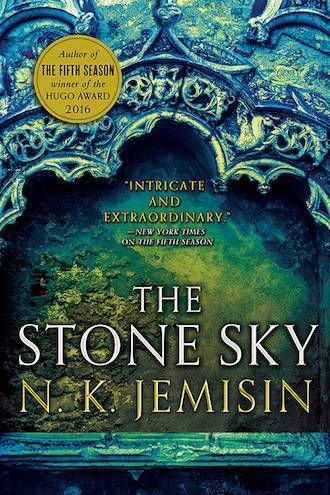 The Stone Sky by NK Jemisin
