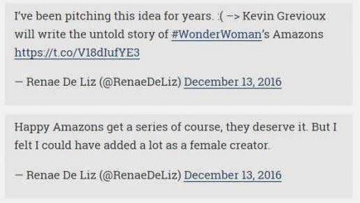 De Liz Tweets