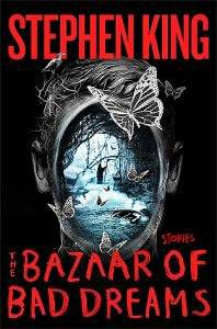 the bazaar of bad dreams by stephen king cover