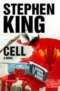 cell by stephen king cover