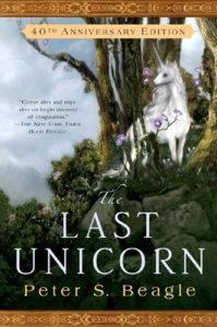 Last Unicorn Peter S Beagle