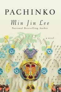 Pachinko Min Jin Lee cover