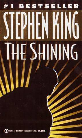 cover of The Shining by Stephen King