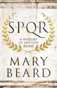 spqr by mary beard cover
