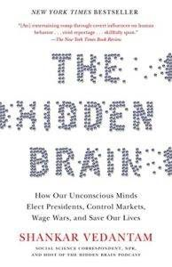 the hidden brain book cover