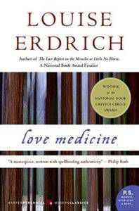 Love Medicine Erdrich cover