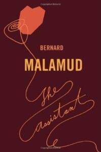 Malamud Assistant cover