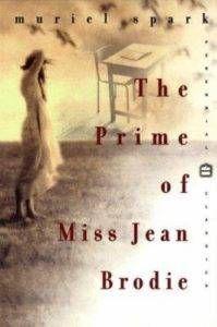 Prime Miss Jean Brodie Spark cover