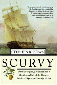 Scurvy Cover