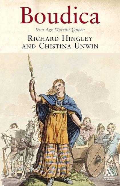 boudica warrior queen book cover
