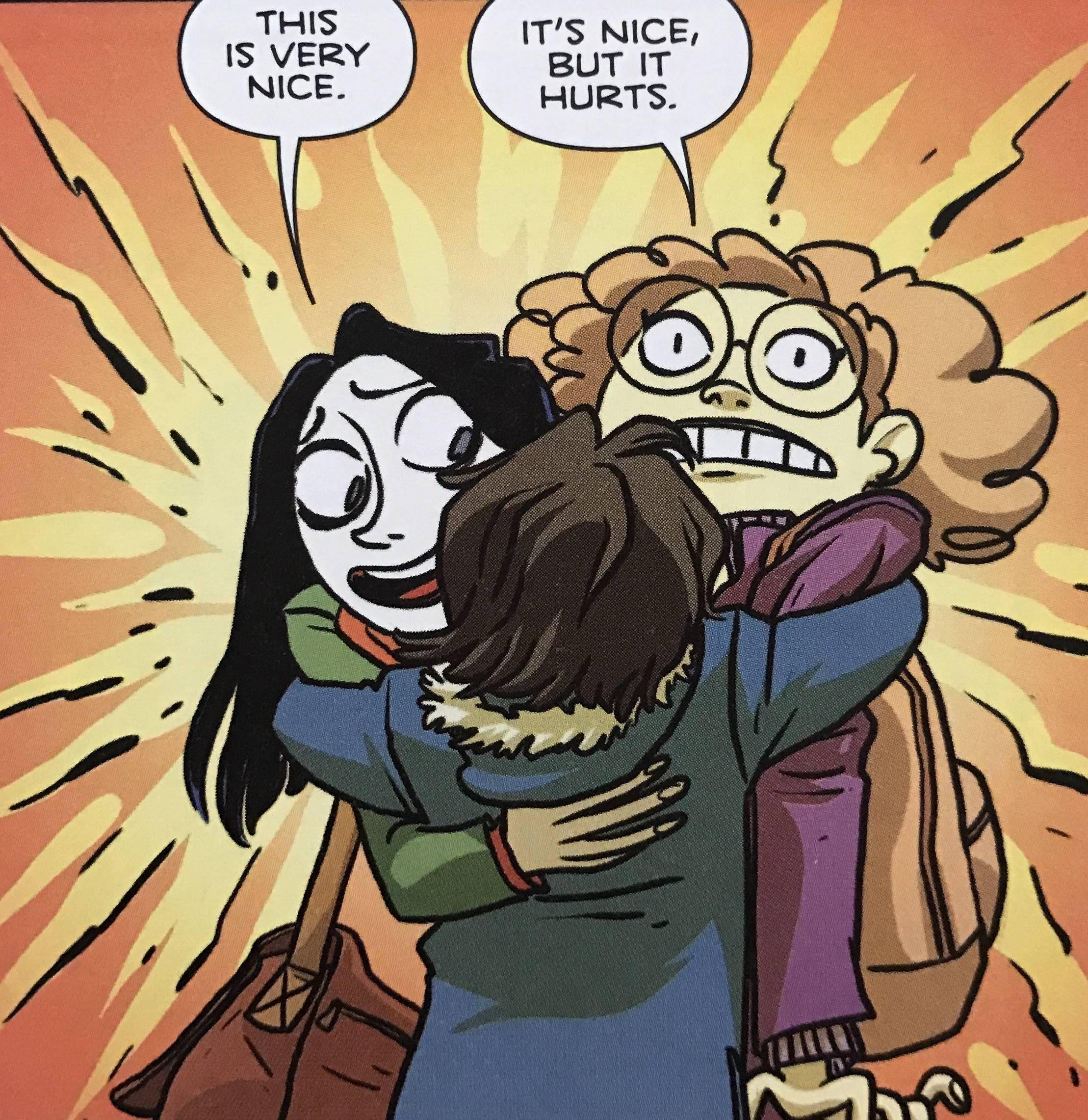 Giant Days #6 Hug