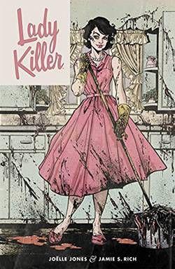 Lady Killer Vol 1 cover image