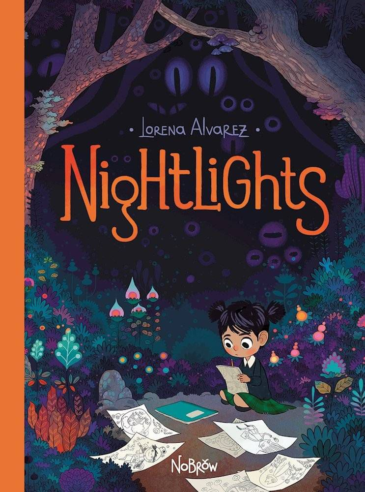 Nightlights From 13 Diverse, Spooky Reads for Kids | Bookriot.com