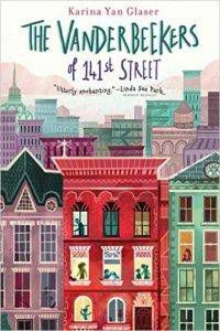 Cover of THE VANDERBEEKERS OF 141ST STREET