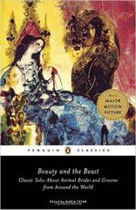 Cover of Beauty and the Beast by Maria Tatar