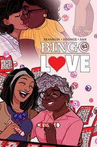 Bingo Love by Tee Franklin book cover
